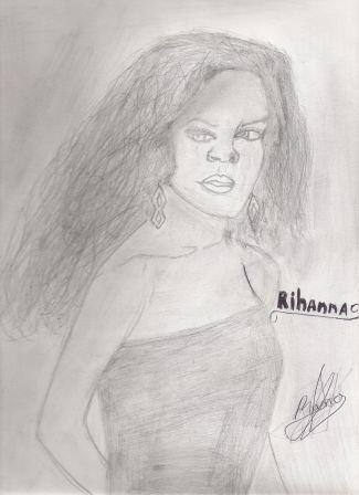Rihanna por rmanu02